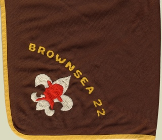 Brownsea II Neckerchief, 1979