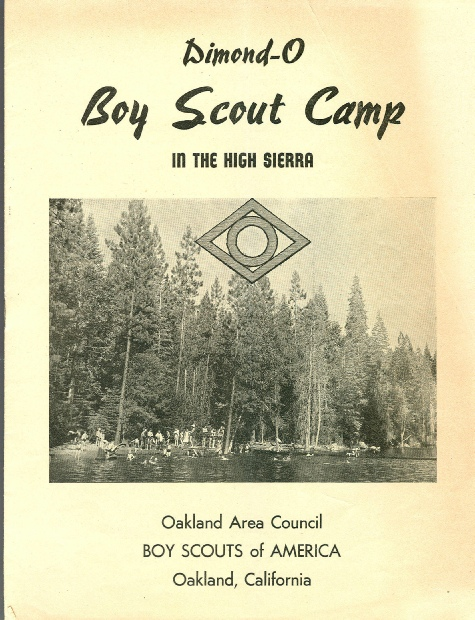 Dimond-O booklet, c 1940