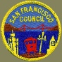San Francisco Council Patch (c 1950)