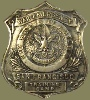 San Francisco Training Camp, War Emergency Badge (c 1918)