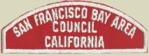 San Francisco Bay Area Council Patch (c 1964)
