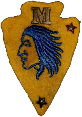Camp Moore Patch, c 1940